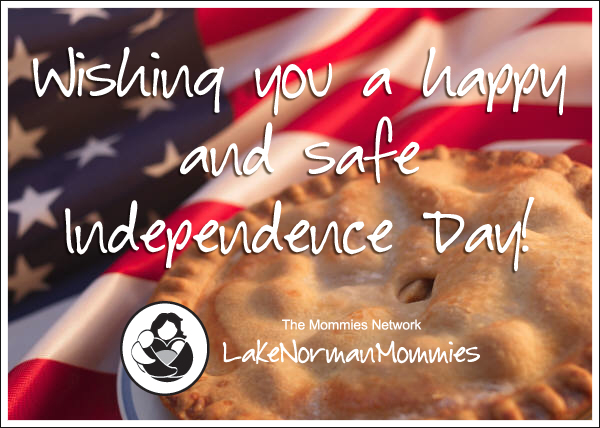 Wishing you a happy and safe Independence Day