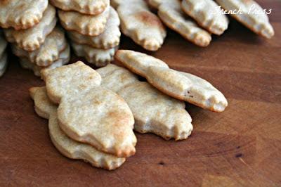 Homemade Animal Crackers - Well Floured