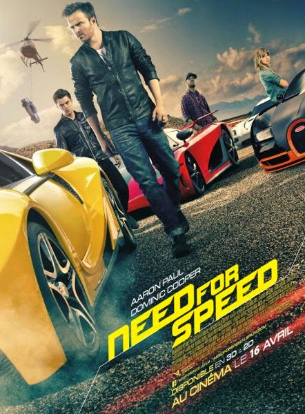 Need For Speed (2014) HD-TS 550MB