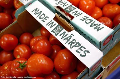 närpestomater, närpestomat, tomater från närpes