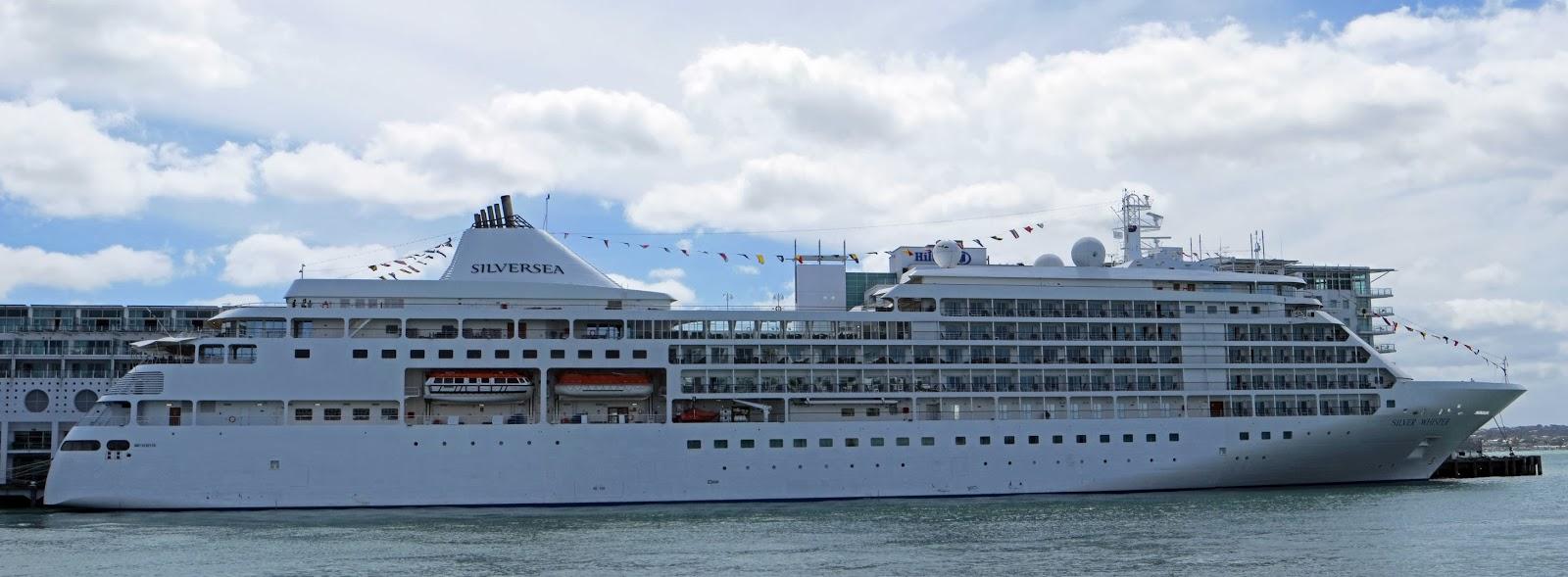 Sconzani Sailing Away Cruise Ships Part Two - Silver shadow cruise ship itinerary