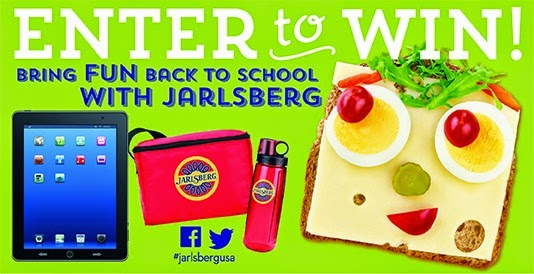 post is part of a series of sponsored posts for Jarlsberg, a cheese ...
