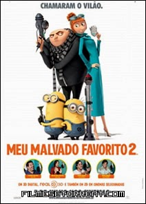 Meu Malvado Favorito 2 Torrent Dual Audio