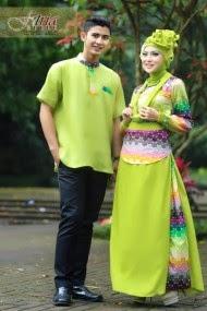 Baju Muslim Couple Remaja