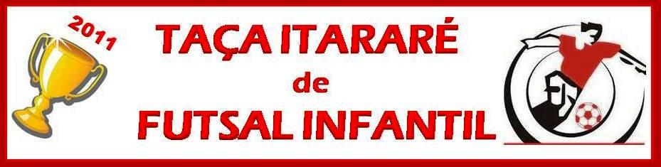 Cooresp Taça Itararé de Futsal Infantil