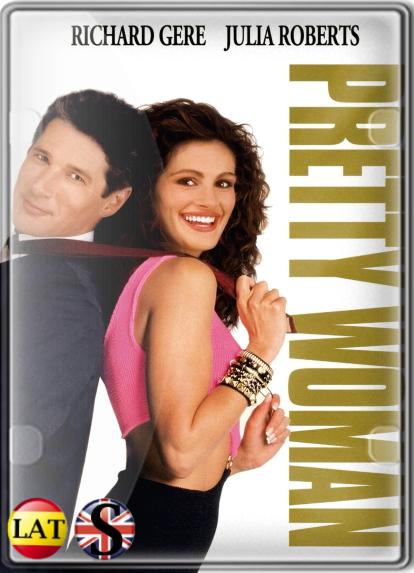Mujer Bonita (1990) HD 720P LATINO/INGLES