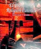 PERFIL E IDENTIDAD DEL PROFESOR DE RELIGIÓN