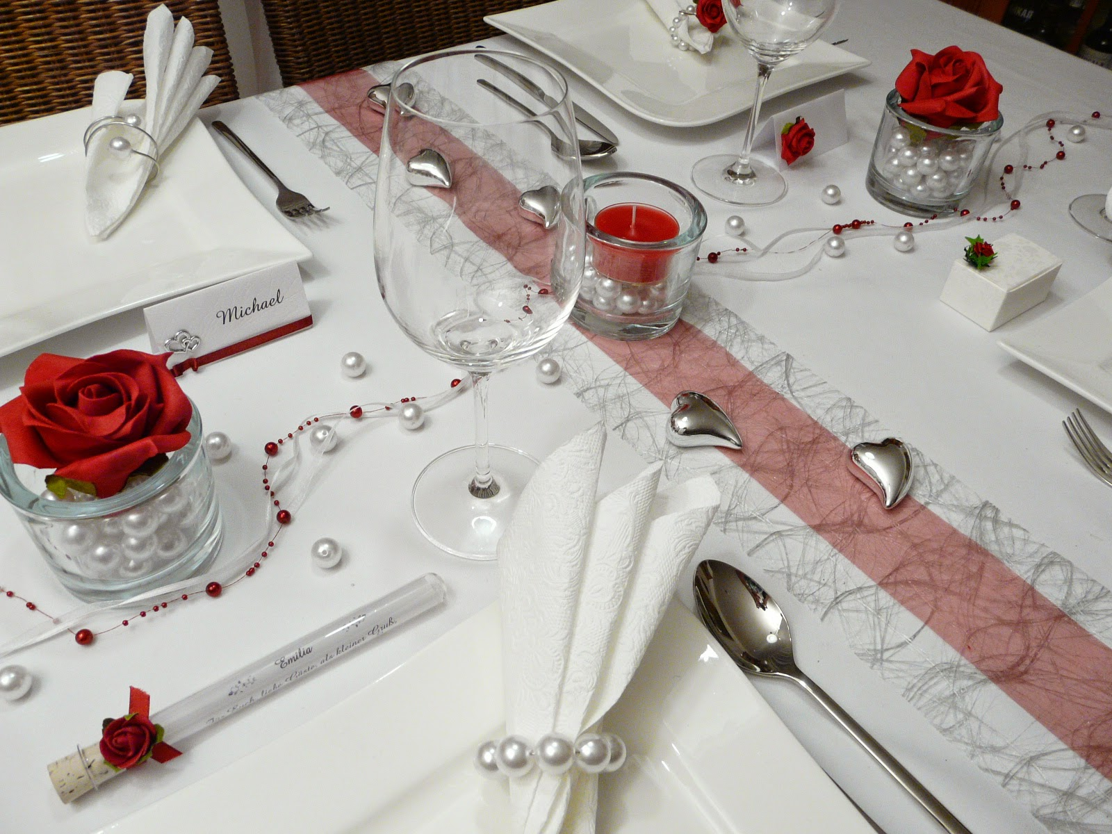 Mustertische zur Hochzeit von Messen Tischdeko Ideen für Ihre