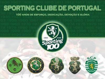 Sporting Clube de Portugal - Mais de cem anos de história