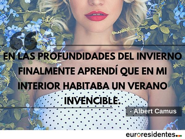 Citas Albert Camus