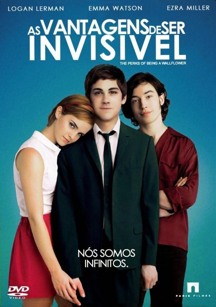 As Vantagens de Ser Invisível – Dublado (2012)