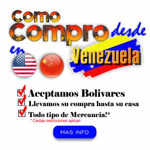 Como Comprar en USA y China en Bolivares