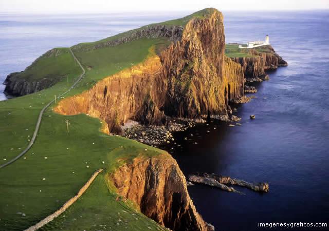 Ilha Skye - arquipélago das Hébridas, Escócia