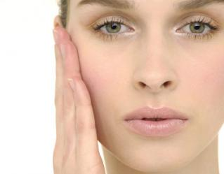 Retinol cream can stimulate to peel off of the top layer skin