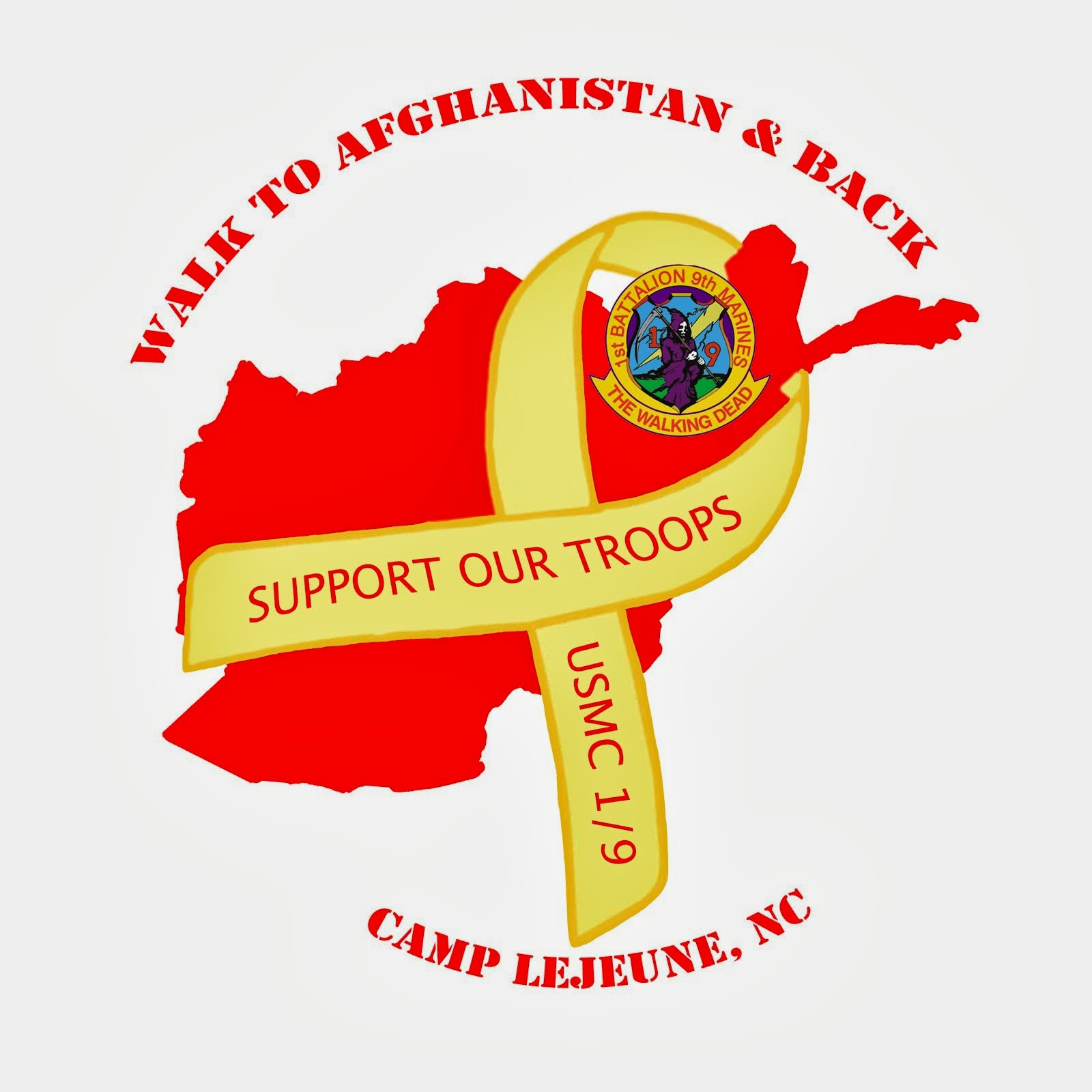 Walk to Afghanistan