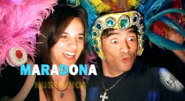 Maradona By Kusturica (2008) [DVD-Rip Latino]