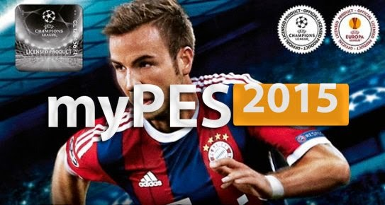 Dowload PES 2015 Patch dari MyPES Patch 0.2