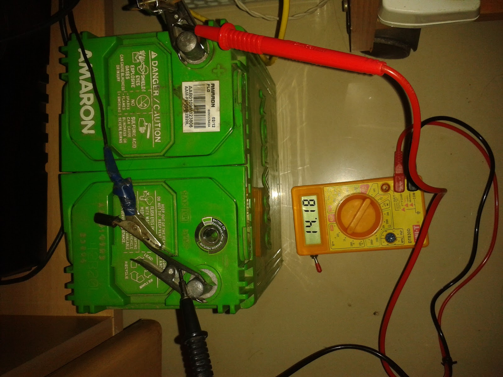 how to save car battery when not in use