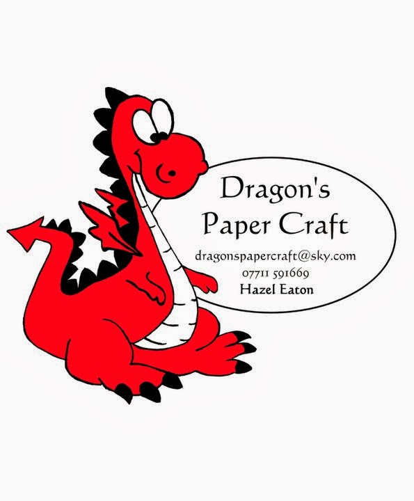 Dragons Paper Craft
