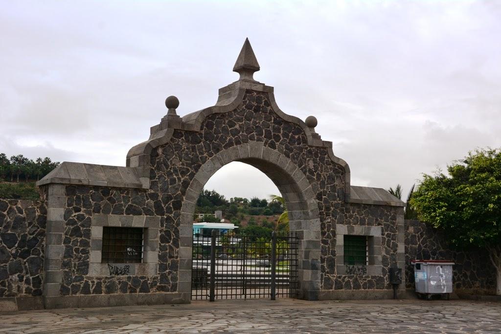 Santa Cruz parc
