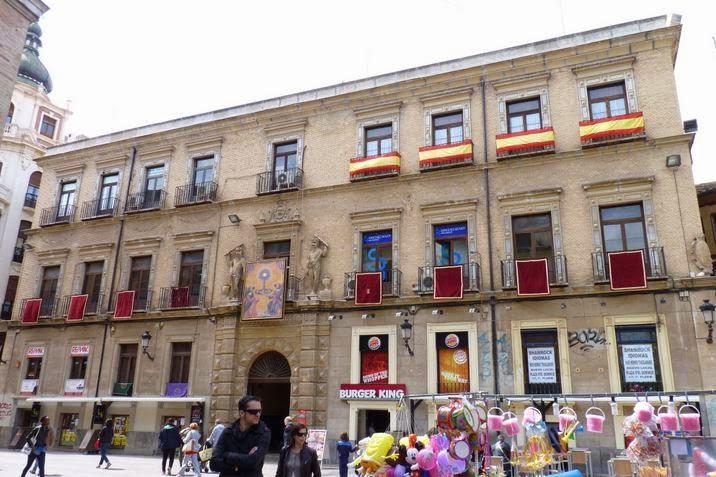 Palacio Almodóvar, Murcia.