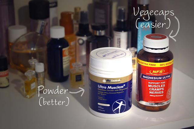 powder magnesium, vegecap magnesium