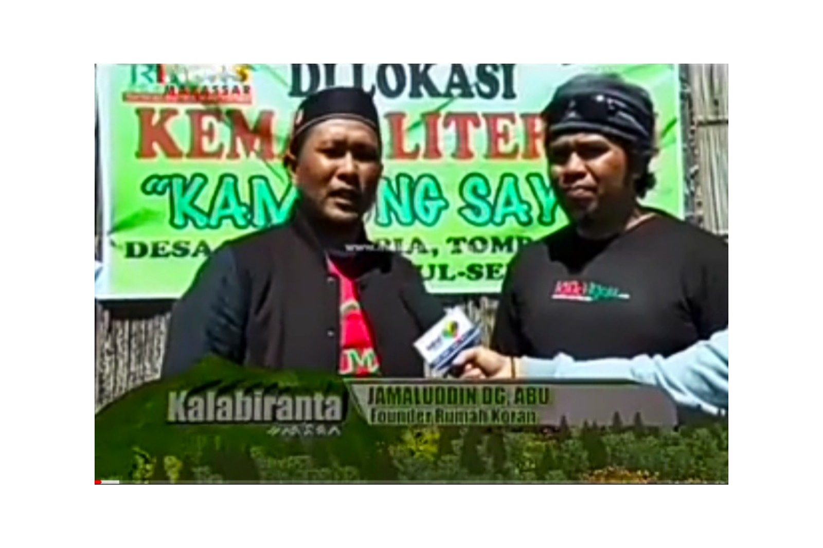 RUMAH KORAN DI INEWS TV