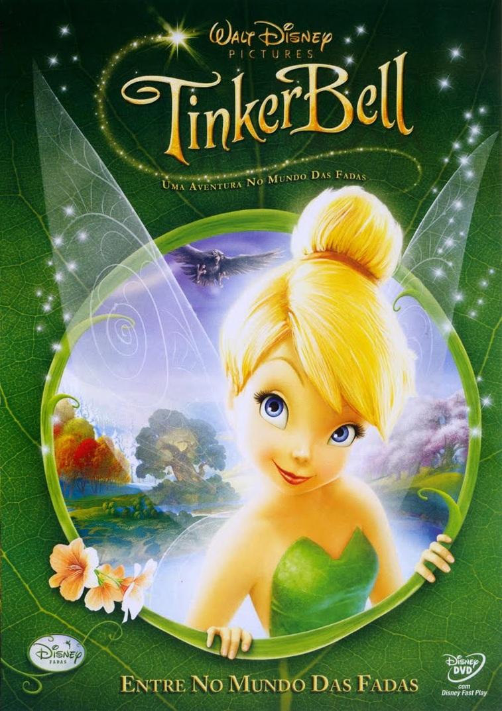 Tinker Bell: Uma Aventura no Mundo das Fadas – Dublado (2008)