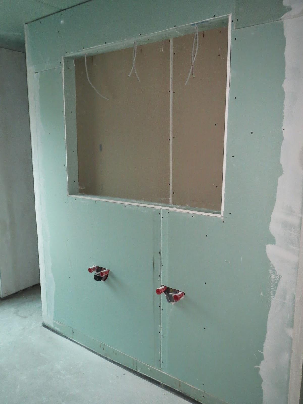 unser haus am erlenbruch witten trockenbau luftw rmepumpe elektro und erste fliesen. Black Bedroom Furniture Sets. Home Design Ideas