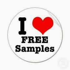 Free sample by mail