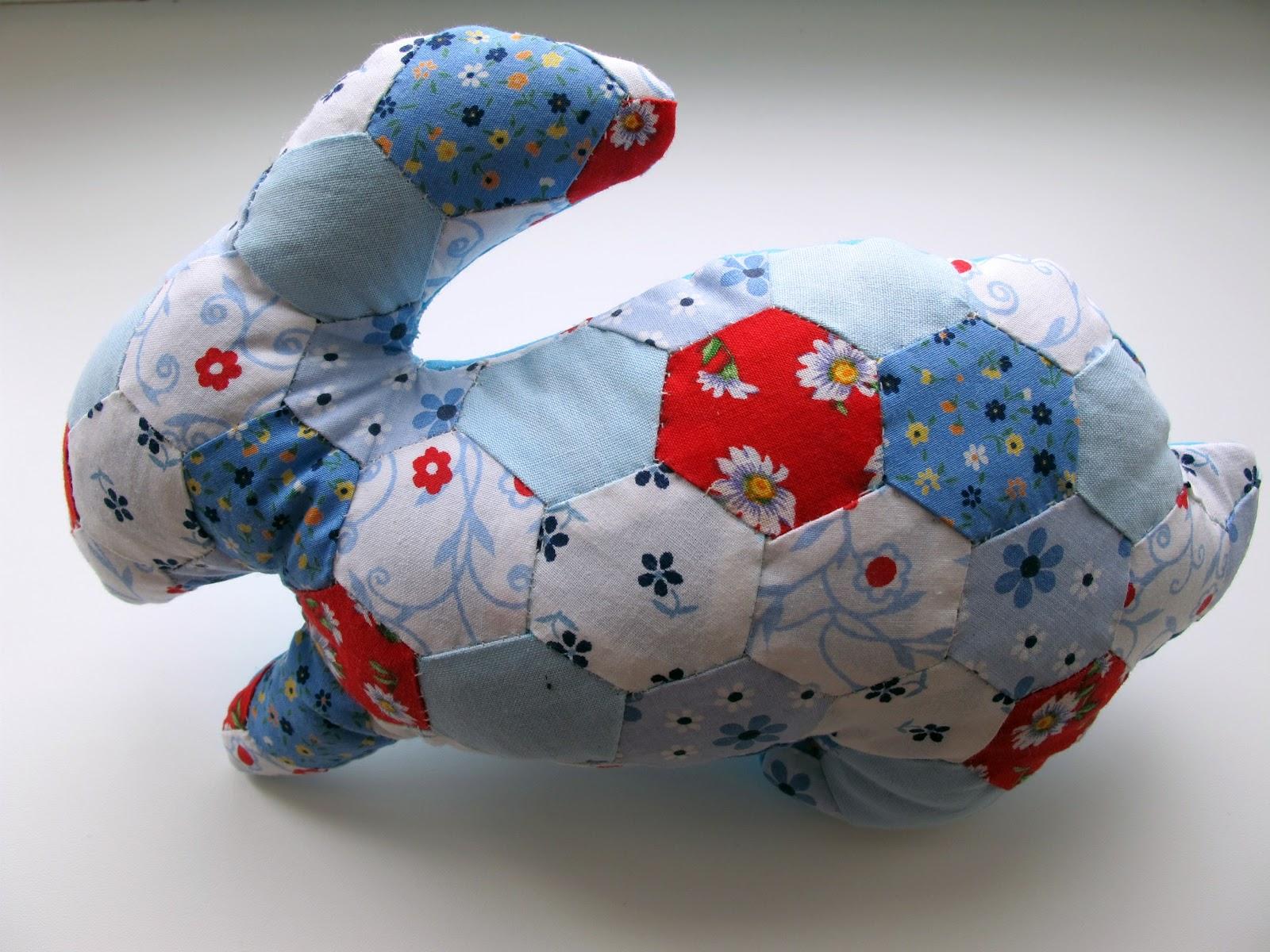 сшить кролика