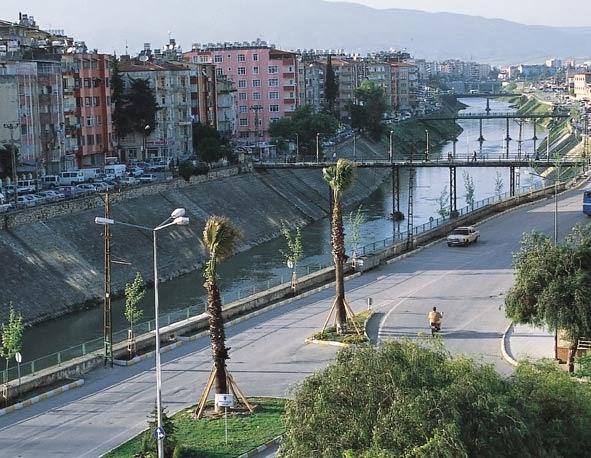 اهم المزارات السياحيه في أنطاكيا