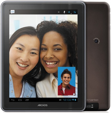 Specifications & Features of  Budget ICS Tablet