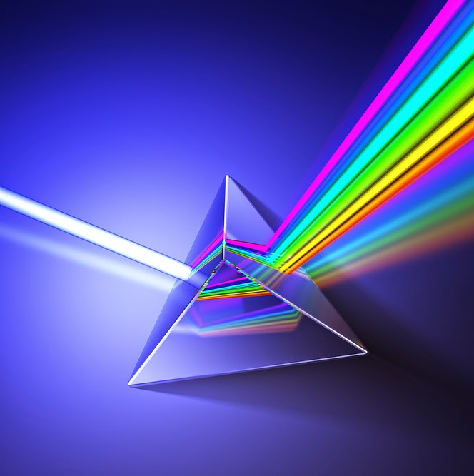 ماهو الضوء