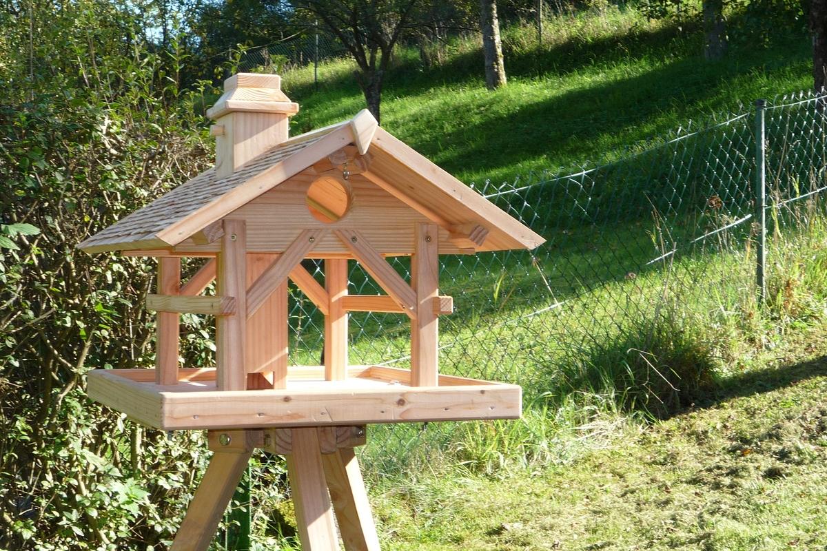 Bauanleitung f r sch nes vogelhaus seite 4 woodworker - Anleitung vogelhaus ...