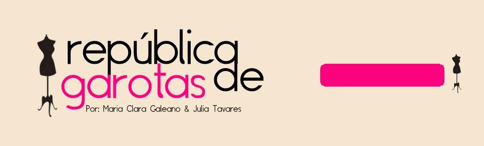 Blog República de Garotas