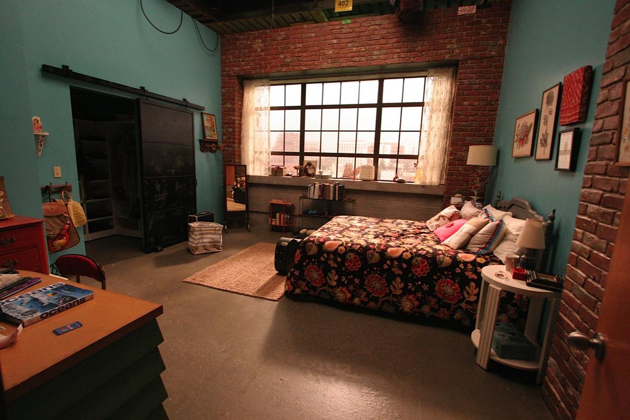The Pink Doormat The New Girl 39 S Bedroom