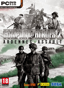Company of Heroes 2 Ardennes Assault FTS Cover Logo by http://jembersantri.blogspot.com