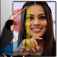 Bipasha Basu Height - How Tall