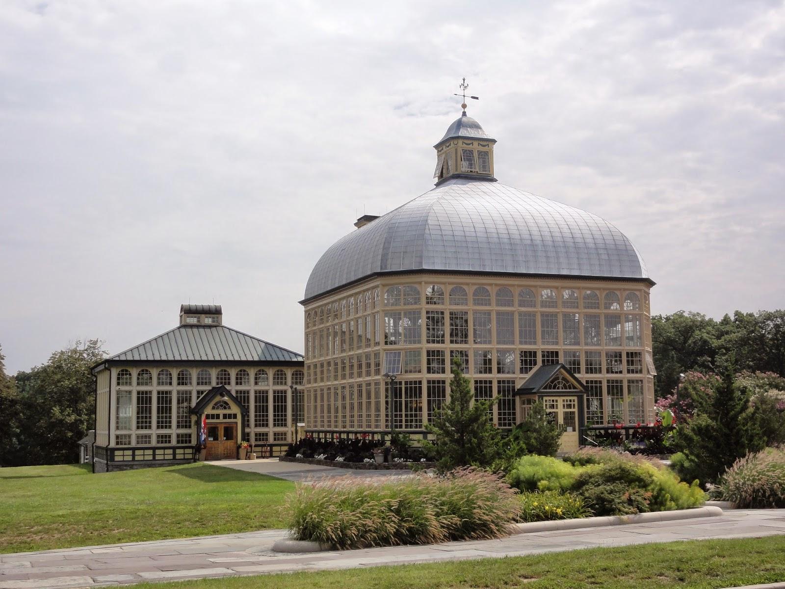 Botanical gardens baltimore rawlings conservatory and for Botanical gardens maryland