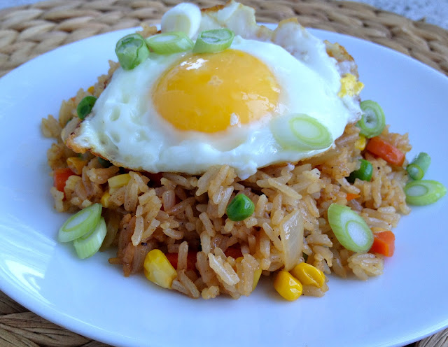take-out fried rice recipe