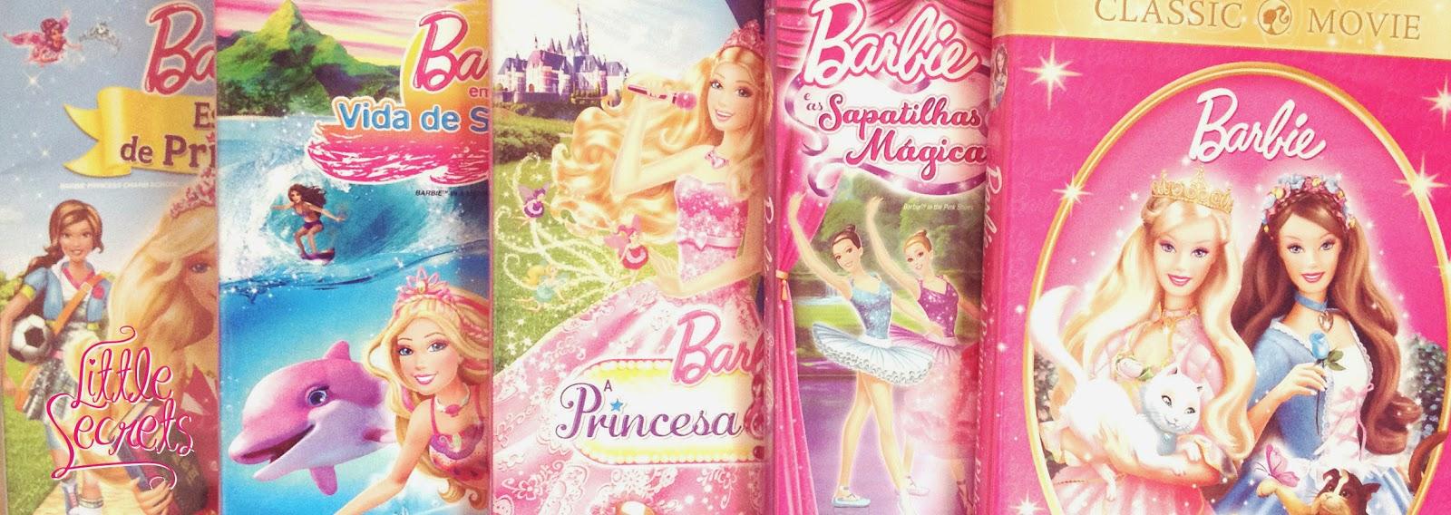 Little secrets na prateleira 4 5 anima es da barbie for Dreamhouse com