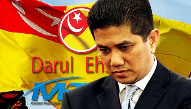 Azmin Ali Skandal DEIG