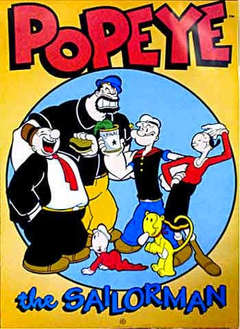 Popeye The Sailor Man (Remastered) (HD 1080p) - YouTube