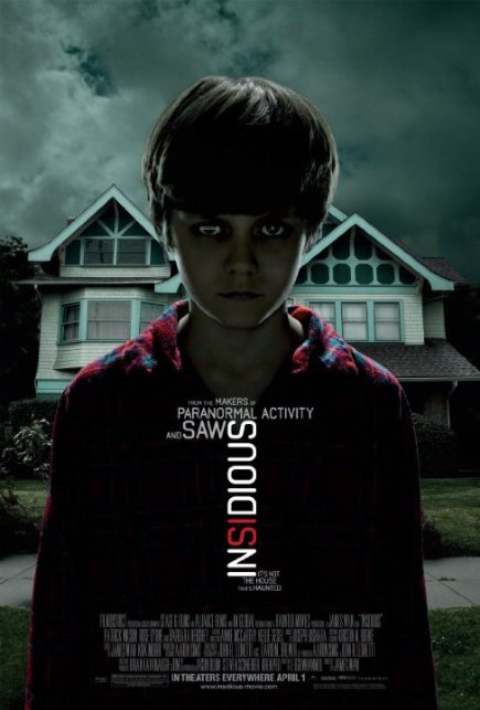 """Insidious (2010)"" movie review by Glen Tripollo"