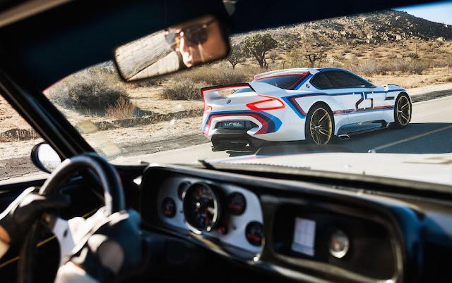 BMW 3.0 CSL オマージュR
