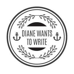 diane wants to write