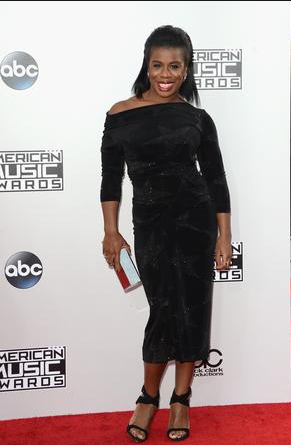 Uzo Aduba Worst Dressed at the AMA
