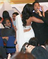 Katrina, Kaif, Looks, Super, Hot, In, White, Saree, At, The, Rajiv, Gandhi, Awards