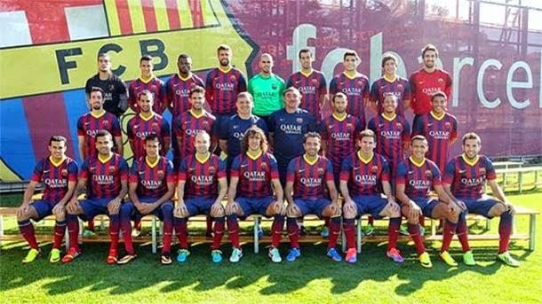 Hasta 14 jugadores podrían abandonar el Barça esta temporada